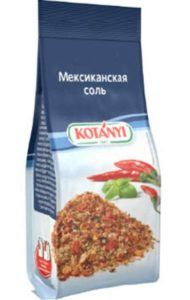 мексиканская соль